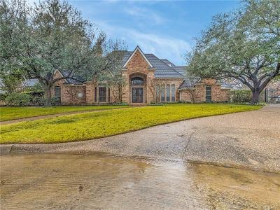 Colleyville Single Family Home Active Option Contract: 3201 Park View Court