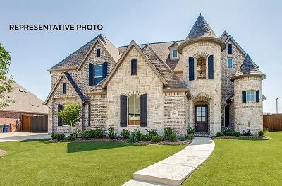Frisco Single Family Home Active Contingent: 6258 Brentway Road