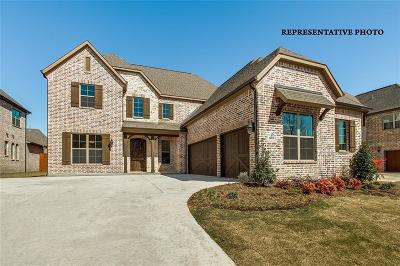 Frisco Single Family Home Active Contingent: 11242 Copperstone Lane