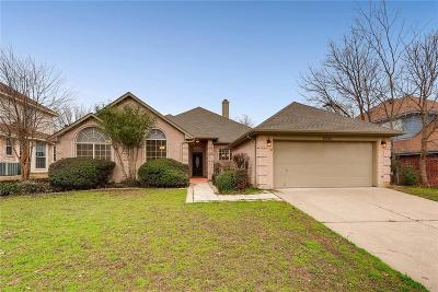 North Richland Hills Single Family Home Active Option Contract: 6825 Greenleaf Drive