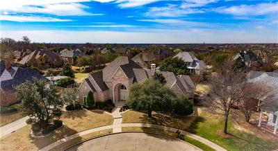 Allen Single Family Home For Sale: 1103 Cisco Court