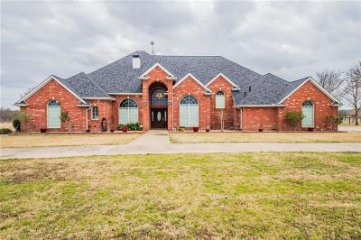 Fort Worth Single Family Home For Sale: 181 King Ranch Court