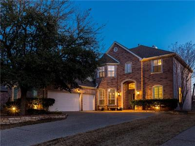 Frisco Single Family Home For Sale: 2293 Sleepy Hollow
