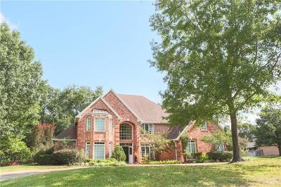 Cedar Creek Lake, Athens, Kemp Single Family Home For Sale: 110 Willowbrook