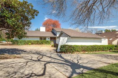 Irving Single Family Home For Sale: 3112 Hidalgo Street