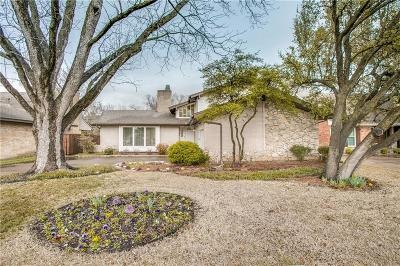 Richardson Single Family Home For Sale: 501 S Cottonwood Drive