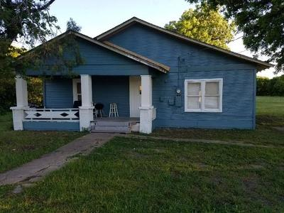 Waxahachie Single Family Home For Sale: 1406 Dr Martin Luther King Jr Boulevard
