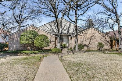 Arlington Single Family Home Active Option Contract: 605 Sunlight Drive