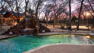Flower Mound Single Family Home For Sale: 3813 Park Bend