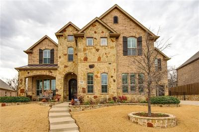 Fort Worth Single Family Home Active Option Contract: 9821 Broiles Lane