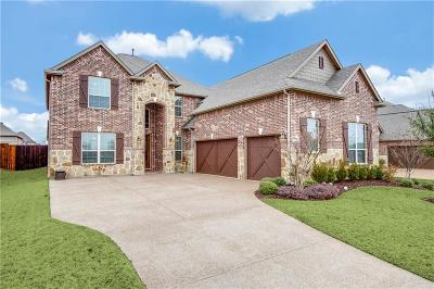 Frisco Single Family Home Active Option Contract: 14948 Crystal Beach Lane