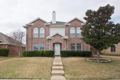 Allen Single Family Home For Sale: 1207 Hearthstone Court