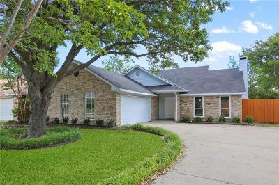Rockwall Single Family Home For Sale: 128 Overbrook Drive