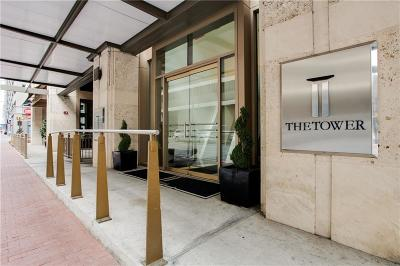 Condo For Sale: 500 Throckmorton Street #1305