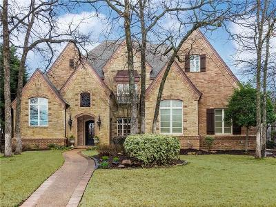 Keller Single Family Home For Sale: 1829 Barrington Drive
