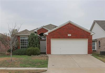 Fort Worth Single Family Home For Sale: 3748 Brandywine Lane