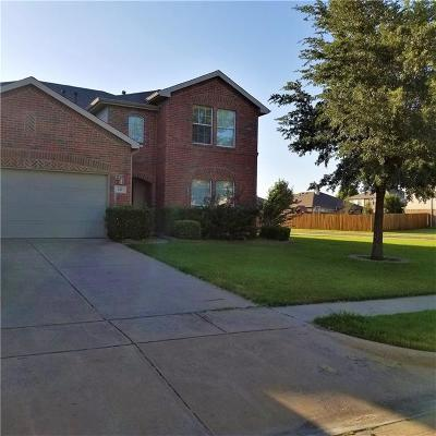 Forney Single Family Home Active Contingent: 420 Beech Court