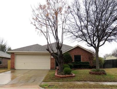 Fort Worth Single Family Home For Sale: 8533 Hawks Nest Drive