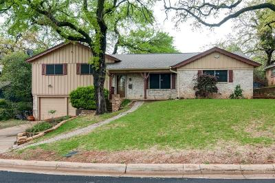 Euless Single Family Home For Sale: 808 Canyon Ridge Drive