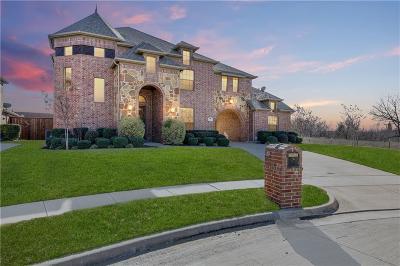 Keller Single Family Home For Sale: 300 Hidden Cove Court