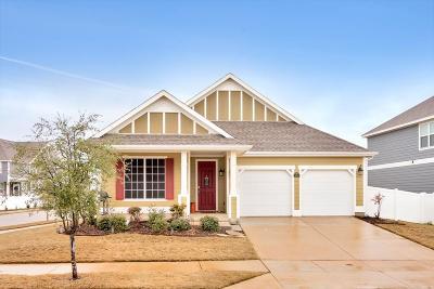Providence Village Single Family Home Active Contingent: 9197 Blackstone Drive