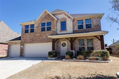 Melissa Single Family Home For Sale: 3204 Pilgrim Drive