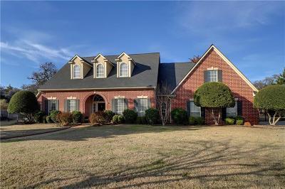 Southlake Single Family Home For Sale: 510 Ravenaux Drive