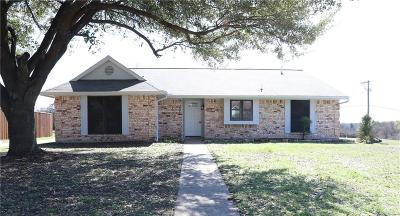 Duncanville Single Family Home Active Option Contract: 1002 Meadow Run Drive