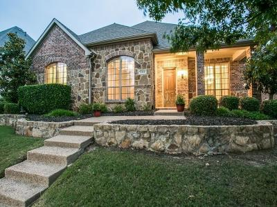 Allen Single Family Home Active Option Contract: 1314 Kerrville Drive