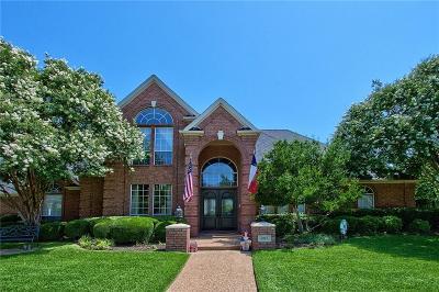 Southlake, Westlake, Trophy Club Single Family Home For Sale: 604 Potomac Place