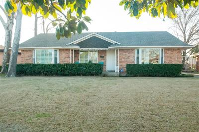 Single Family Home For Sale: 8521 Lockhaven Drive