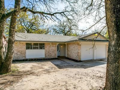 Dallas Single Family Home For Sale: 7520 Gayglen Drive