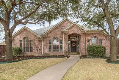 Carrollton Single Family Home Active Option Contract: 4004 Creek Valley Circle