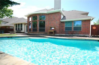 Sachse Single Family Home For Sale: 7819 Keith Lane