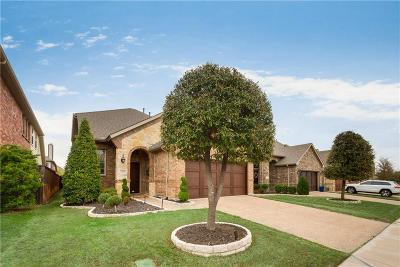Lewisville Single Family Home Active Contingent: 301 Chester Drive