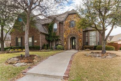 McKinney Single Family Home Active Option Contract: 7408 Waterfall Drive