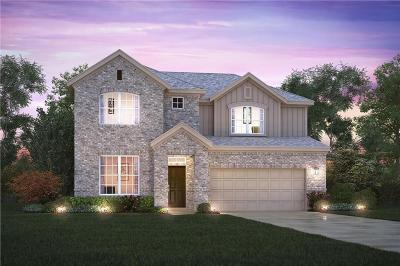 Garland Single Family Home For Sale: 2117 Lake Front Trail