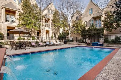 Dallas Townhouse For Sale: 2843 Thomas Avenue
