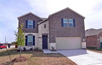 Aubrey Single Family Home For Sale: 3316 Arthur Avenue
