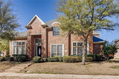 McKinney Single Family Home For Sale: 2020 Westminster Court