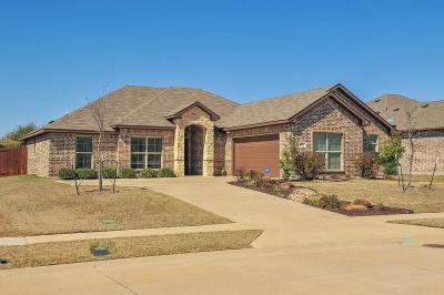 Waxahachie Single Family Home For Sale: 109 Cambridge Street