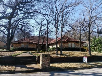 Azle Single Family Home Active Option Contract: 428 Timberlake Drive