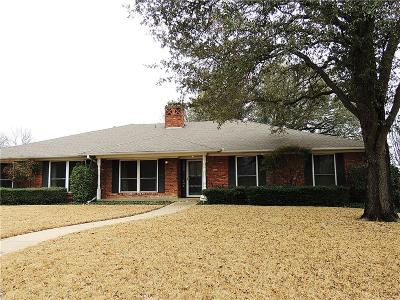 Rockwall Single Family Home Active Option Contract: 305 Meadowdale Drive
