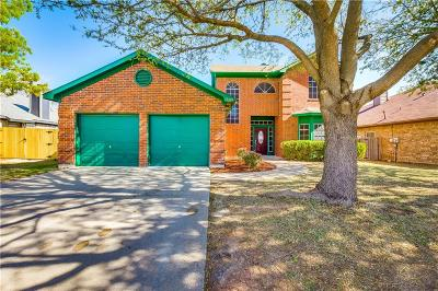 Tarrant County Single Family Home For Sale: 10600 Bing Drive