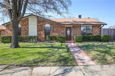 Mesquite Single Family Home For Sale: 6113 Teton Drive