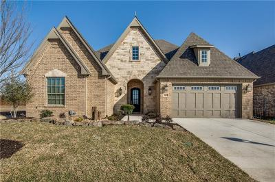 Fort Worth Single Family Home For Sale: 3609 Barber Creek Court