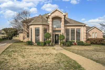 Rockwall, Fate, Heath, Mclendon Chisholm Single Family Home For Sale: 1370 Shores Boulevard