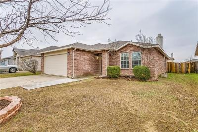 Fort Worth Single Family Home Active Option Contract: 1920 Elk Lake Trail
