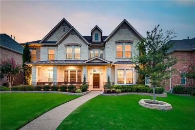 Plano Single Family Home For Sale: 7040 Falling Water Lane