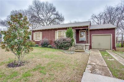Single Family Home For Sale: 2620 Dixiana Drive